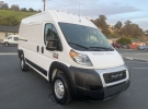 RAM Promaster  1500 High Roof 136-in. WB